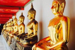 Bangkok: Touristenhochburg mit prächtigen Tempelanlagen