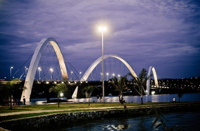 Brasília – die Hauptstadt vom Reißbrett