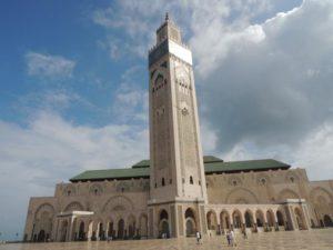 """Königreich Marokko: Casablanca, """"das weiße Haus"""""""