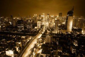 Jakarta: Die Hauptstadt der Inselrepublik Indonesien
