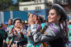 Lima: Groß, laut und wild