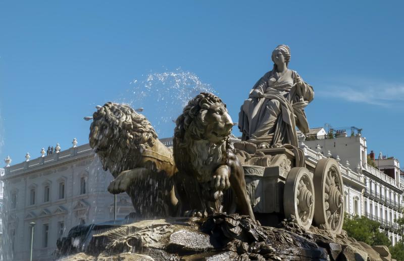 Madrid: Metropole mit royaler Vergangenheit