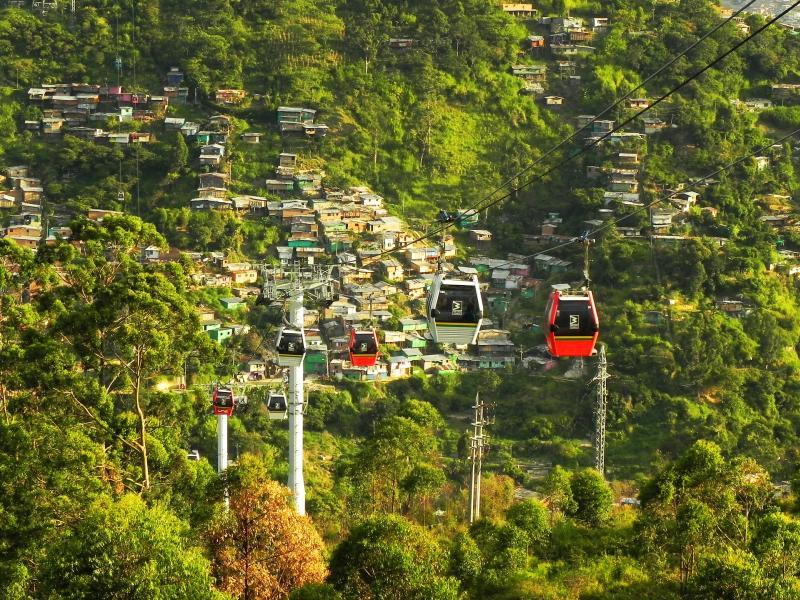 Medellín: Auf den Spuren Pablo Escobars