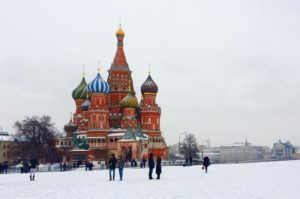 Moskau: Megastadt der Gegensätze