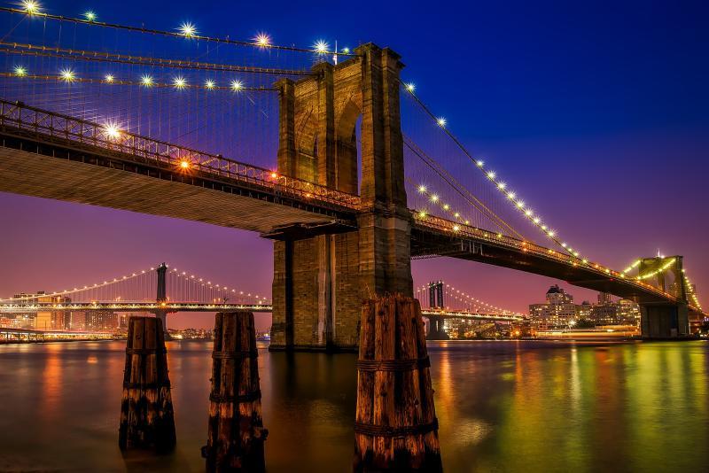 Besuch in einer Welt-Metropole: New York City