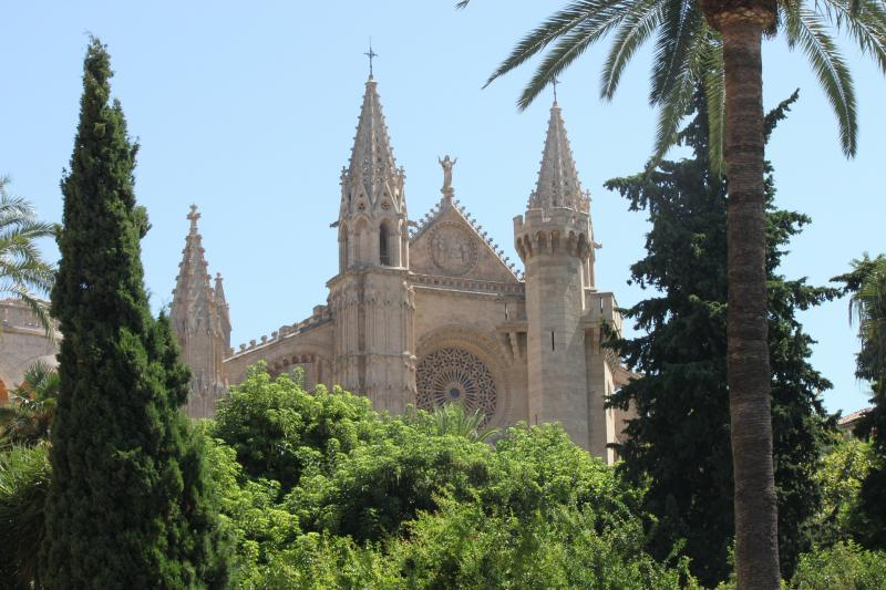 Palma de Mallorca: Shopping und Sightseeing