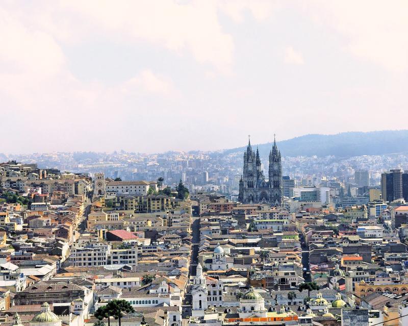 Quito: Höchste Hauptstadt der Welt