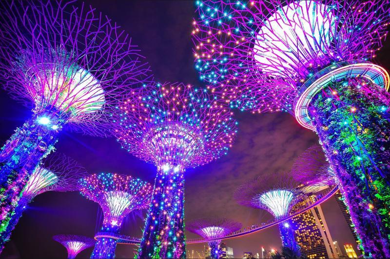 Singapur: Eine Reise in die sauberste Stadt der Welt