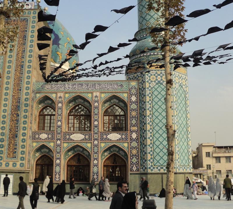 Teheran: Ein Städtetrip für Fortgeschrittene