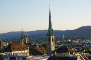 Zürich erleben – mit den Alpen im Blick