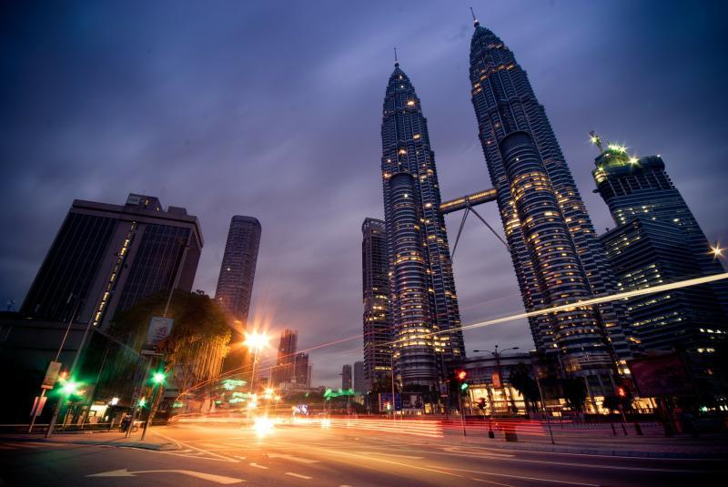 Kuala Lumpur: Die Heimat der weltweit höchsten Zwillingstürme