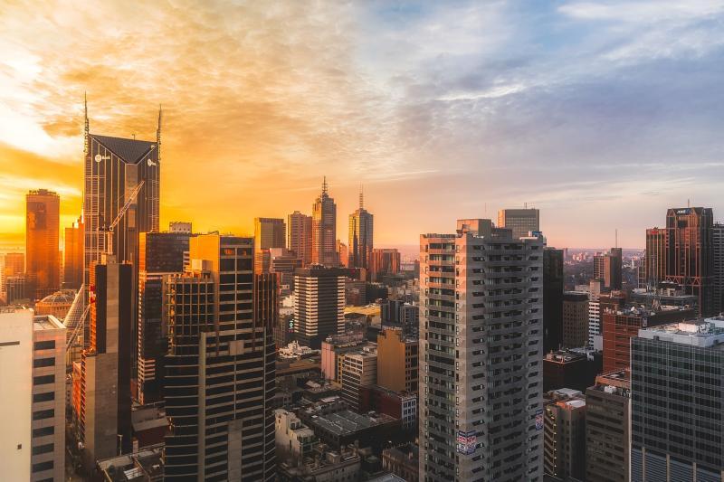 Melbourne: eine der schönsten Metropolen Australiens