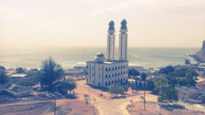 Dakar im Senegal: Die Hafenstadt am Atlantik