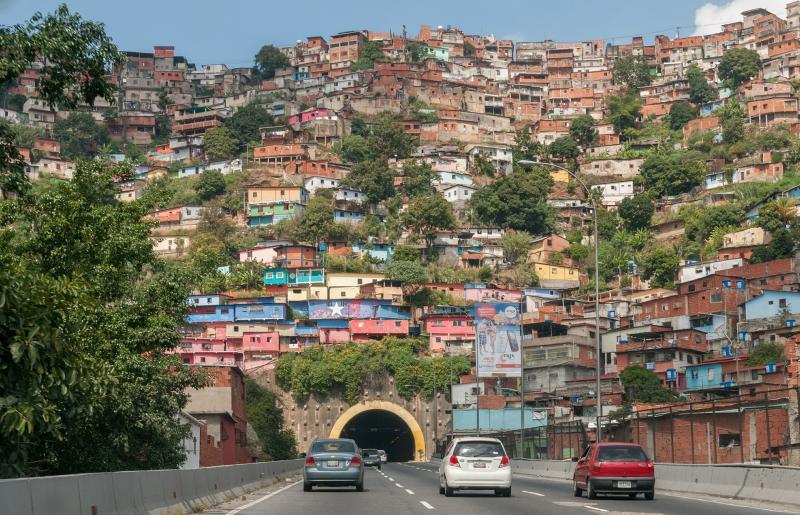 Caracas – das Kultur- und Wirtschaftszentrum Venezuelas