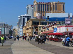 Atlantic City – Spielerparadies vor den Toren New Yorks