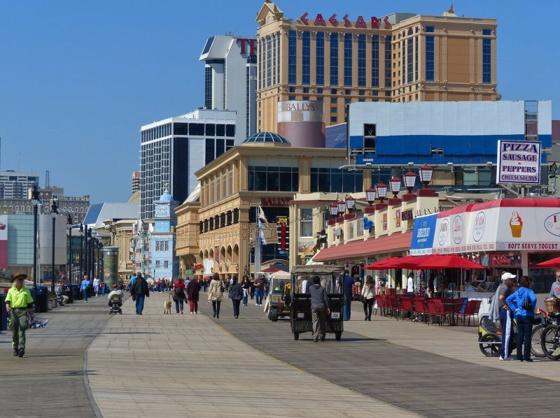 Atlantic City – Spielerparadies vor den Toren New Yorks